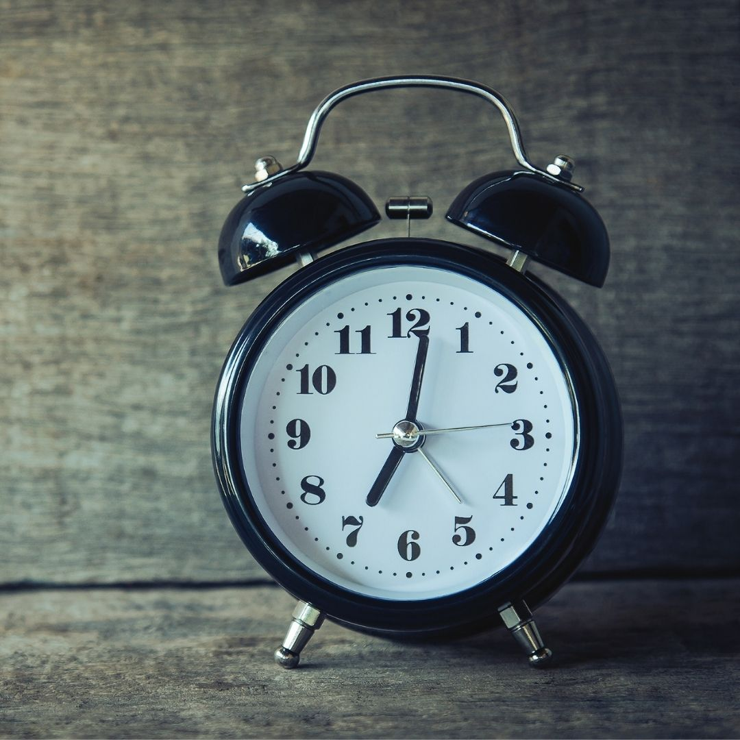 Never spend 20 minutes on a 5 minute Job Time management