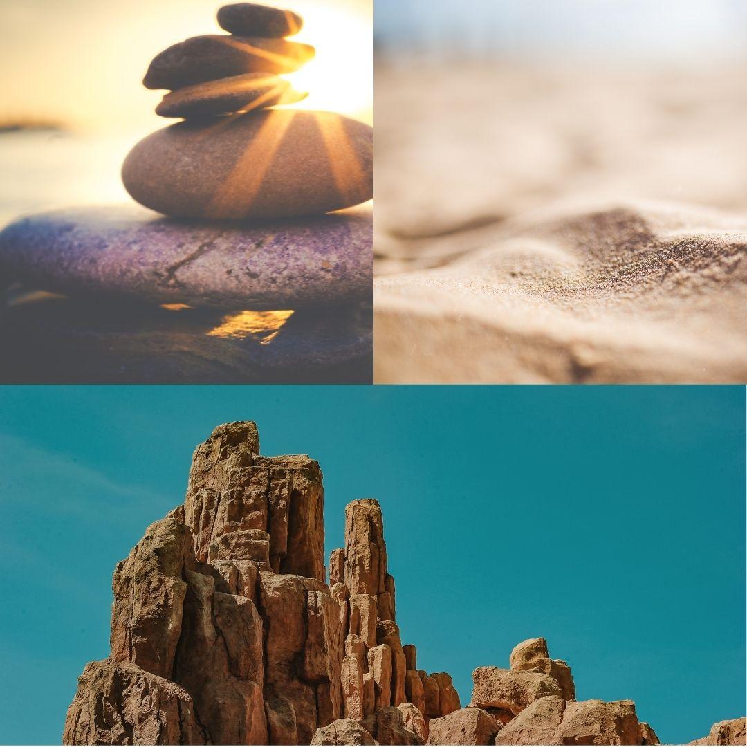 Rocks Pebbles Sand Time Management